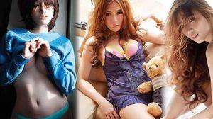 A'lure magazine รวมภาพ สาวเซ็กซี่  น่ารัก 12 สาว 12 สไตล์