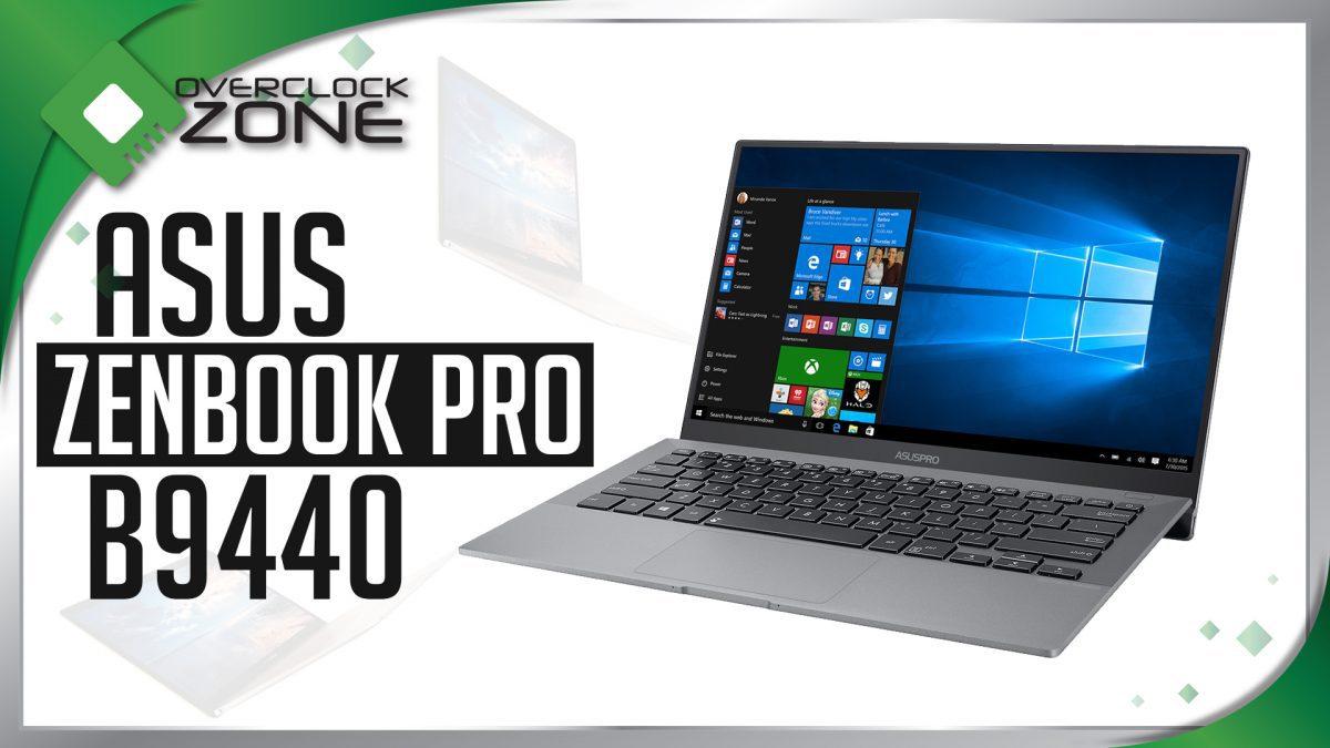 รีวิว ASUSPRO B9440UA : Ultra-Thin Laptop