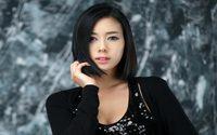 Kim Ha Yul พริตตี้สาวสัญชาติเกาหลี น่ารัก สวยดุ ในคอนเซ็ปต์ดาร์คๆ