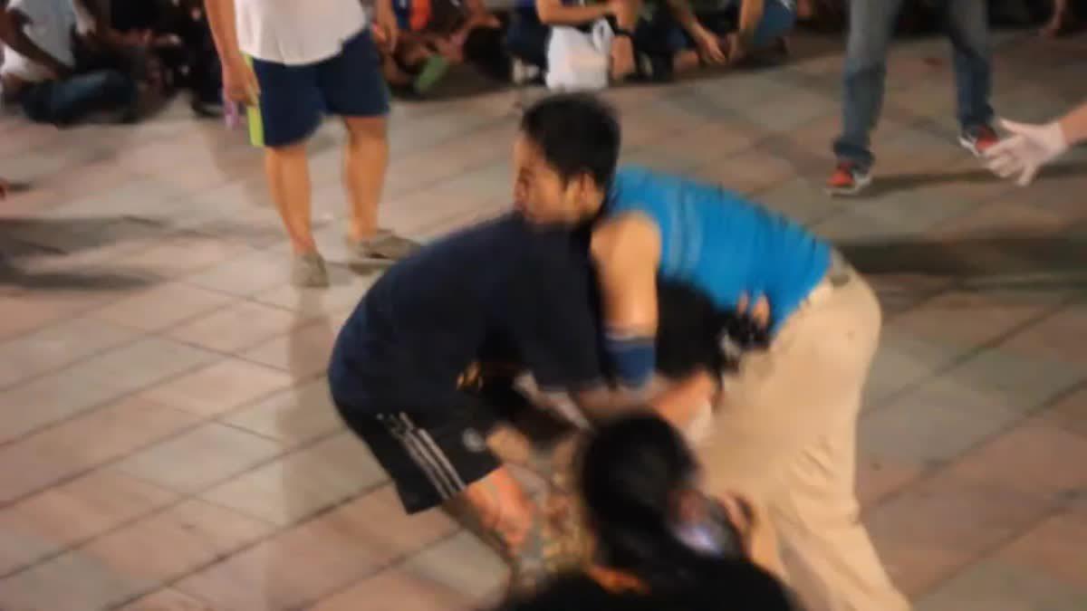 Fight Club Thailand รูน x เจ็ทลู่ คู่ที่ 84
