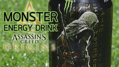 [REVIEW] Monster Assassin's Creed Origins เครื่องดื่มของสุดยอดนักฆ่า