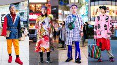 ส่องลุคเก๋ ๆ ส่งตรงจากญี่ปุ่น สตรีทแฟชั่น Tokyo Fashion Week เจ๋งไม่เหมือนใคร