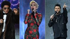 เต็มอิ่ม! Lady Gaga, The Weeknd, Bruno Mars บนเวที Victoria's Secret