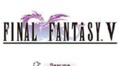 Final Fantasy V เหล้าเก่าในขวดใหม่ ขายได้เหมือนเดิม
