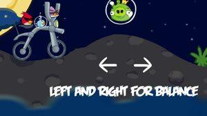 เกมส์แองกี้เบิร์ด Angry Birds Pace Bike
