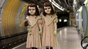 อย่างหลอน! เมื่อตุ๊กตาผีตัวเท่าคนจริง เดินทั่วเมืองลอนดอน