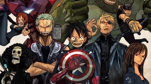 One Piece เกาะกระแส Superhero จัดทีมโจรสลัดในมาด Avengers