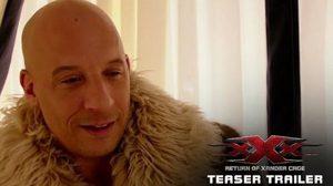 วิน ดีเซล ระห่ำสุดชีวิต! ก่อนเหยียบคันเร่งใน xXx: Return of Xander Cage