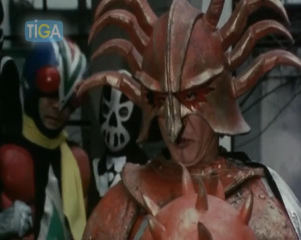 Masked Rider V3 ตอนที่ 47-3