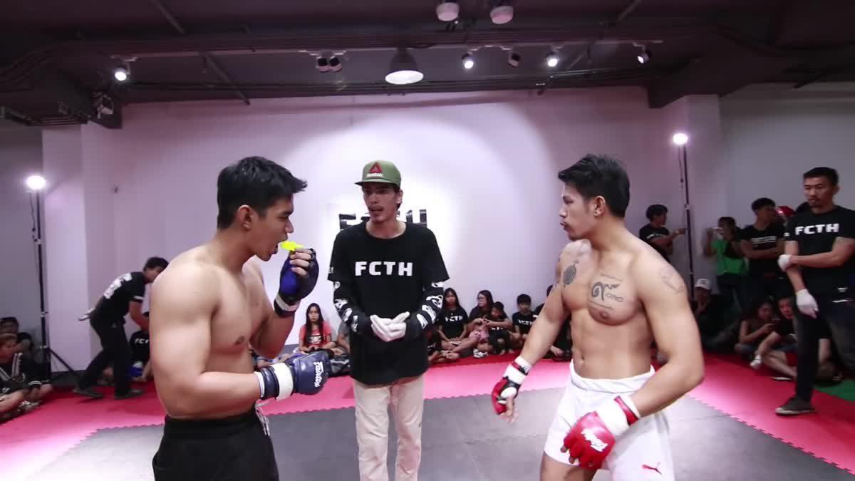 Fight Club Thailand ส่งท้ายปี Man x ไก่ กล้าม คู่ที่ 198