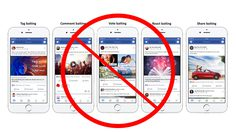 Facebook เตรียมจัดการหน้า News Feed ใหม่ ลดการแสดงโพสต์ประเภท กดไลค์ แชร์ แท็กเพื่อน