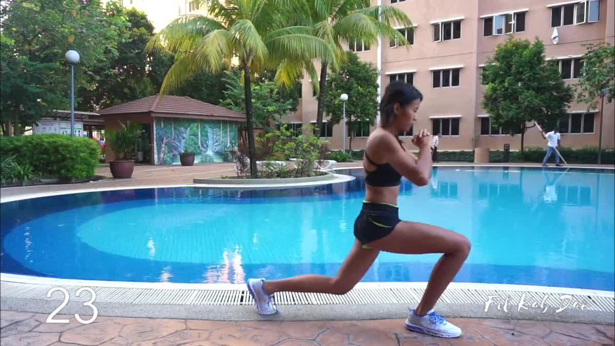5 ท่าออกกำลังกาย สร้างกล้ามเนื้อขา เร่งระบบเบิร์นไขมัน ให้ดีขึ้น