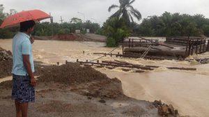 อุตุฯ เผย สถานการณ์ฝนภาคใต้คลี่คลายแล้ว ชี้ เข้าสู่ฤดูกาลปกติ