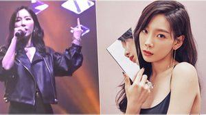 เผ็ช! แทยอน Girls' Generation อินเนอร์แรง ชูนิ้วกลางกลางเวทีคอนเสิร์ต
