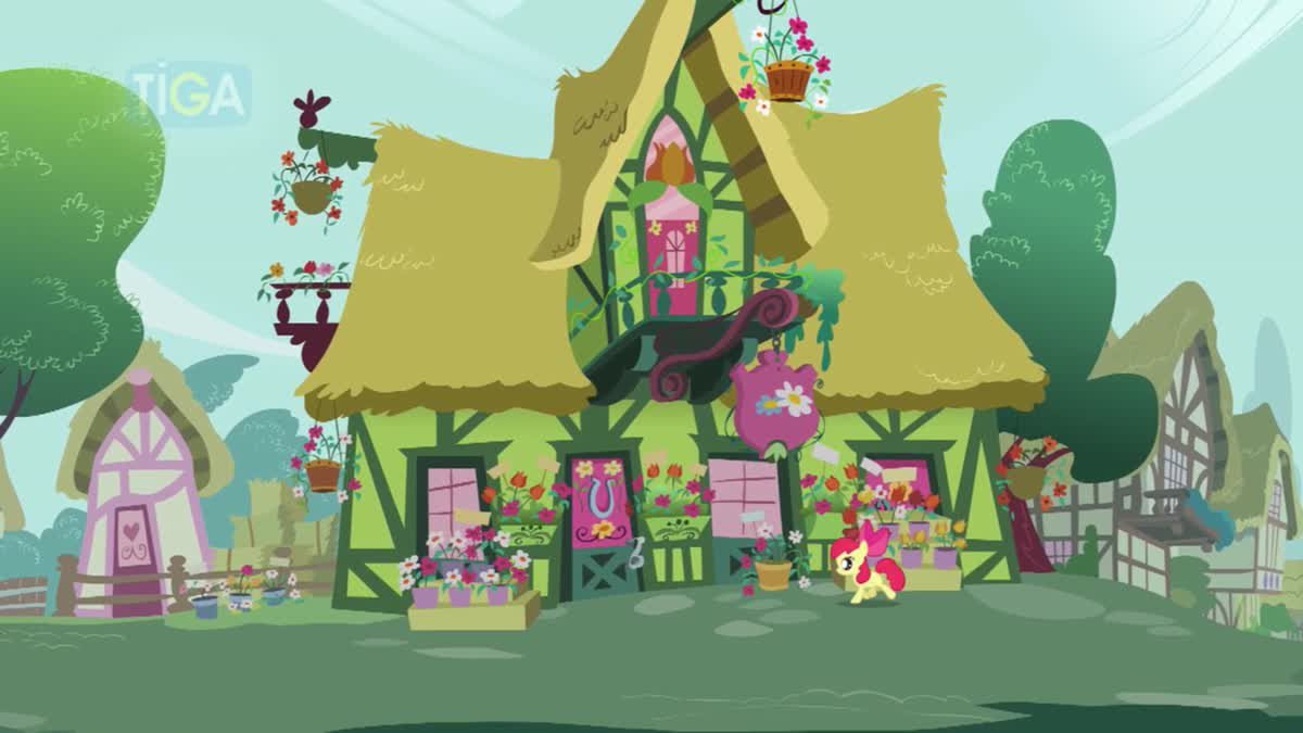 My Little Pony Friendship is Magic: มิตรภาพอันแสนวิเศษ ปี 1 Ep.12/P2