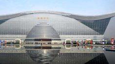 """เผยโฉม ตึกใหญ่ที่สุดในโลก เฉิงตู """" นิว เซ็นจูรี โกลบอล เซ็นเตอร์ """""""