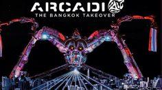 ร่วมสนุกชิงบัตร Gravity Thailand 2016 ARCADIA