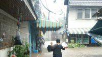 อ่วม! จ.นครสวรรค์ น้ำท่วมสูงหลังฝนตกหนักต่อเนื่อง