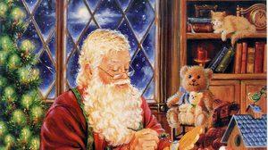เรื่องเล่าในตำนาน กำเนิดซานตาคลอส วันคริสต์มาส