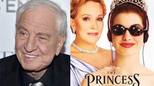 Princess Diaries ฉายแววสร้างภาค 3 เพื่อรำลึกถึง แกร์รี่ มาร์เชลล์