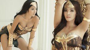 โกโก้ รจเรศ mars แปลงร่างเป็น Wonder Woman สวย เซ็กซี่ไม่แพ้ต้นฉบับ
