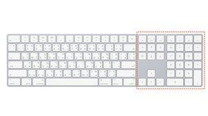 Apple เปิดตัว Magic Keyboard แบบมีแป้นตัวเลขแล้ว