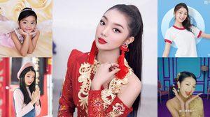 สาวน้อยเสียงทรงพลัง มิมี่ ลี (Mimi lee) เด็กไทยร่วมแข่งขัน Produce 101 China