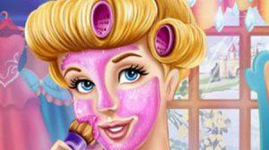 เกมส์แต่งตัวเจ้าหญิงซินเดอเรลล่า Cinderella Real Makeover