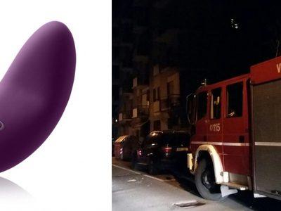 เซ็กส์ทอยทำพิษ ส่งเสียงจากถังขยะทำคนแตกฮือคิดว่าเป็นระเบิด!!