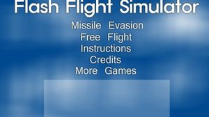 เกมส์ Flash Flight Simulator