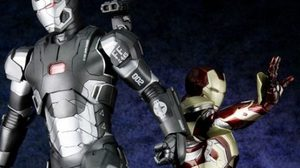 WAR MACHINE ARTFX จาก Kotobukiya