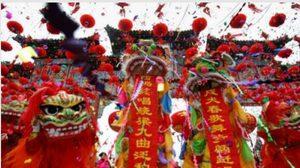 คำอวยพรวันตรุษจีน เสริมสิริมงคลให้กันในวันปีใหม่ ของจีน
