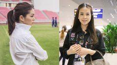สวย เก่ง ดุ ทำความรู้จัก มาดามเดียร์-มาดามแป้ง นางฟ้าวงการฟุตบอลไทย