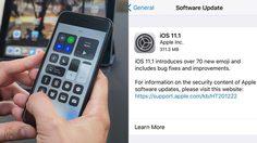 Apple ปล่อยอัพเดท iOS 11.1 ตัวเต็มอย่างเป็นทางการพร้อมการปรับปรุงใหญ่
