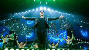 เซอร์ไพร้ส์-ใกล้ชิด! The Script โผล่ชั้น 2 – ยกศิลปะไทยขึ้นเวทีคอนเสิร์ต!!