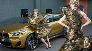 แฟชั่นกลางกรุง จาก 3 ดีไซเนอร์ชื่อดัง ที่ได้แรงบันดาลใจความกล้า จาก BMW X2