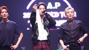 B.A.P ระเบิดปาร์ตี้สุดมันส์! B.A.P 2017 WORLD TOUR PARTY BABY : BANGKOK BOOM