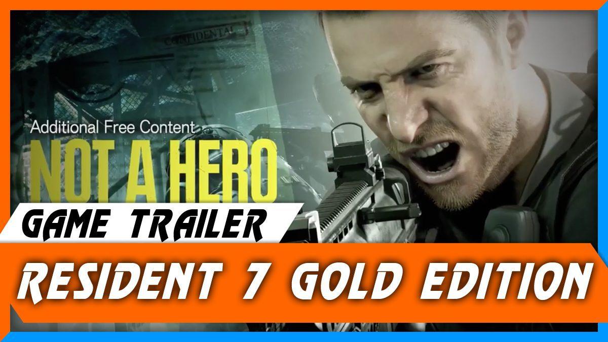 Resident Evil 7 Gold Edition [ตัวอย่างเกม]