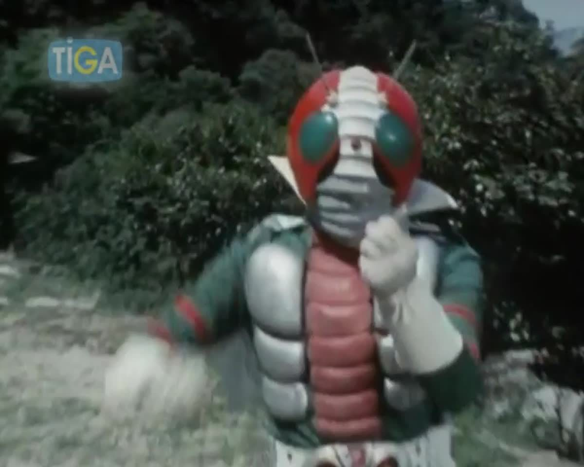 Masked Rider V3 ตอนที่ 21-2