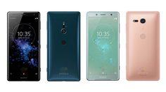 สวยทุกสี!! เผยภาพเรนเดอร์ Sony Xperia XZ2 และ XZ2 Compact มาครบทุกสี