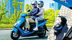 Suzuki Swish 2018 ใหม่ ขนาด 1.5 ซีซี จำหน่ายที่ญี่ปุ่น