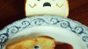 ศิลปะบนขนมปัง แต่งเติม ขนมปัง เดิมๆให้ดูน่ารักขึ้น
