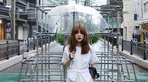 ทรงผมหน้าฝน สวยแบบฉุกเฉิน