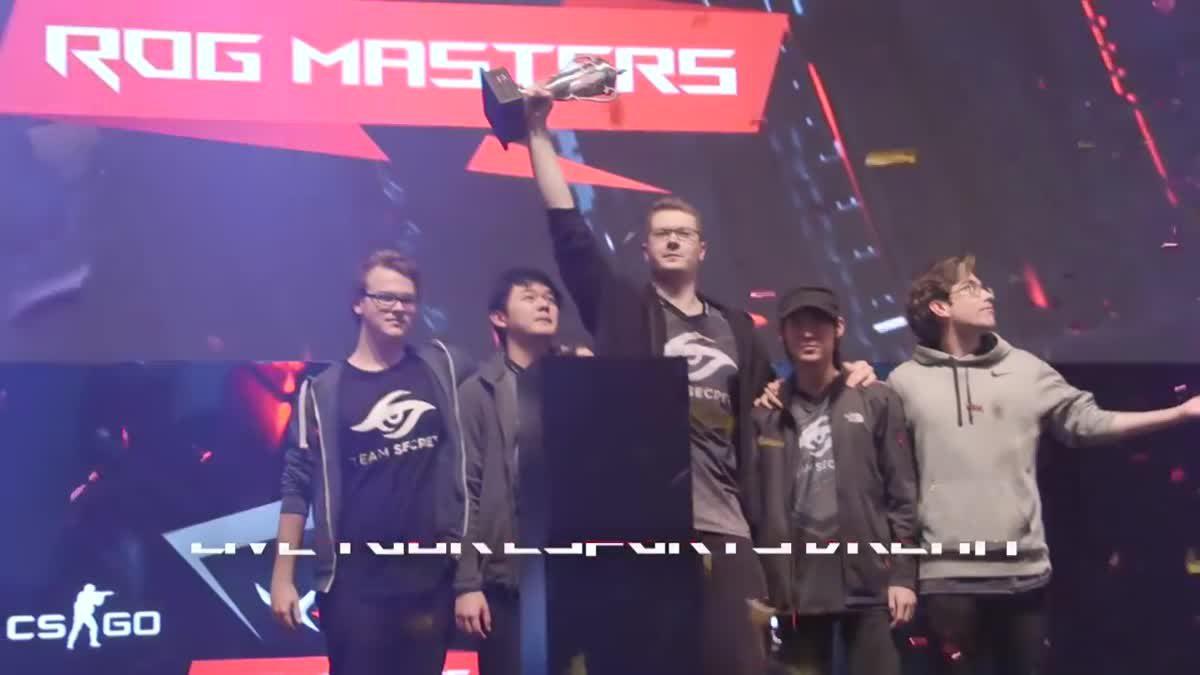 ROG Masters 2017 การแข่งขัน eSports ระดับโลกสำหรับสาวก Dota 2 และ CS:GO