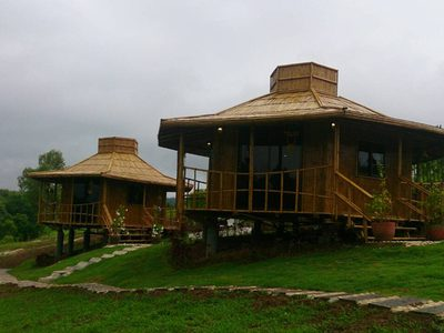 บ้านไม้ไผ่ บ้านไม้ราคาแสนประหยัด
