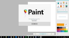 Microsoft ได้ฤกษ์พัฒนาโปรแกรม Paint แล้ว และสามารถใช้งานใน Windows 10 ได้อีกด้วย