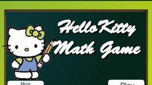 เกมส์ Hellokittymathgame