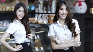 น้องมินมิน ม.รังสิต สาวสวยน่ารัก สไตล์เกาหลี