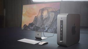 ภาพคอนเซ็ปต์ Mac Pro Modular ดีไซน์ใหม่ สามารถอัพเกรดฮาร์ดแวร์ได้ง่ายยิ่งขึ้น