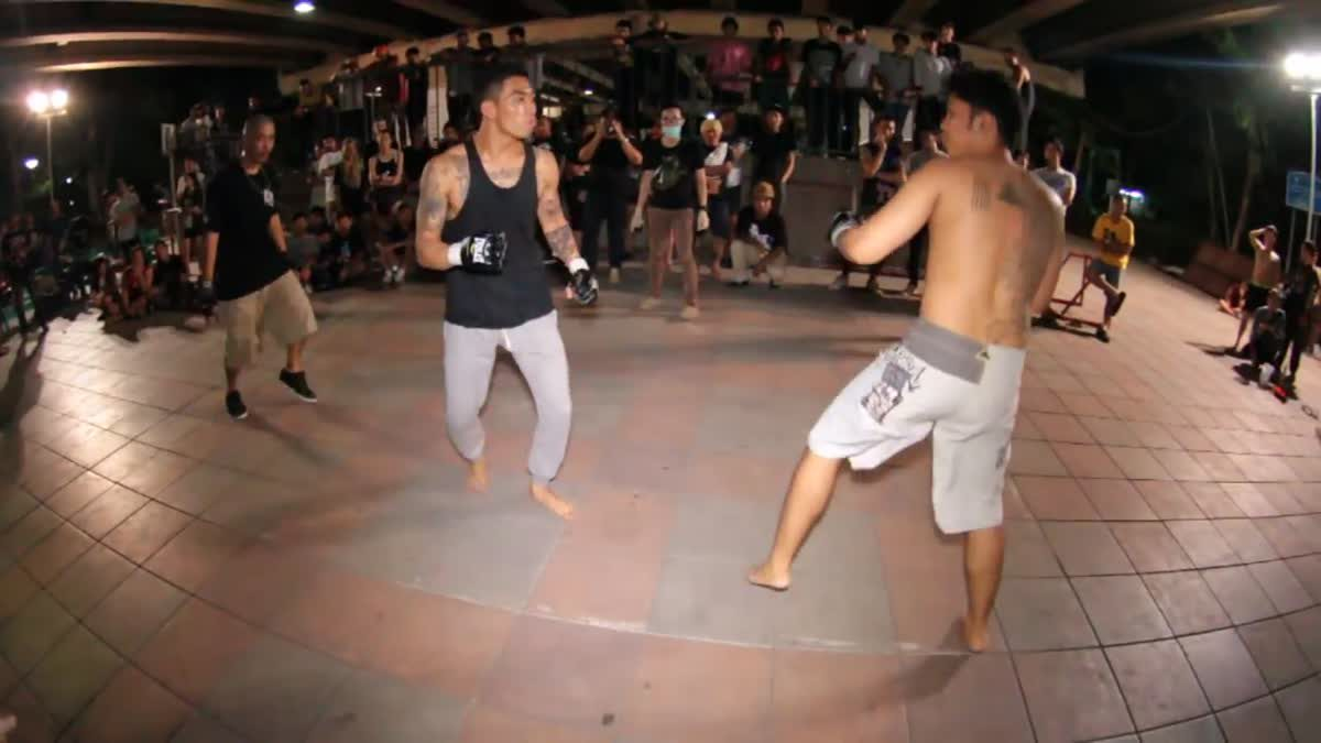 Fight Club Thailand ชนะ x เท่ห์ คู่ที่ 39